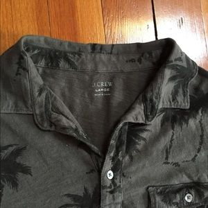 J. Crew Shirts - J. Crew Short Sleeve Casual Polo